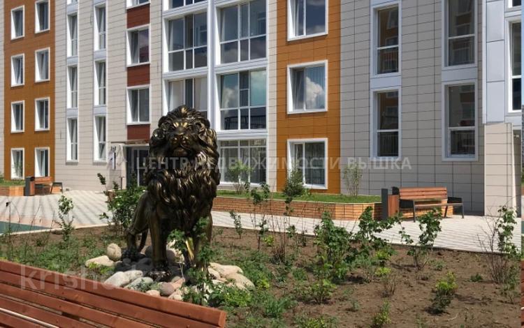 1-комнатная квартира, 40.86 м², 3/8 этаж, 37-я 1 за ~ 15.1 млн 〒 в Нур-Султане (Астана), Есиль р-н
