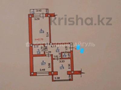 2-комнатная квартира, 56 м², 2/5 этаж, Жандосова — Саина за 23.5 млн 〒 в Алматы, Ауэзовский р-н — фото 9