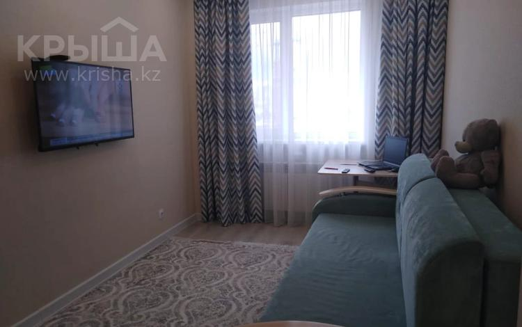 1-комнатная квартира, 45 м², 5 этаж помесячно, Сатпаева 20/1 за 110 000 〒 в Нур-Султане (Астана), Алматы р-н