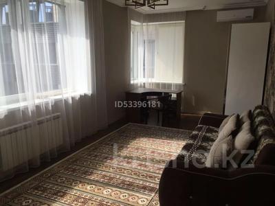 3-комнатная квартира, 120 м², 9/21 этаж помесячно, проспект Аль-Фараби 21 за 530 000 〒 в Алматы, Бостандыкский р-н