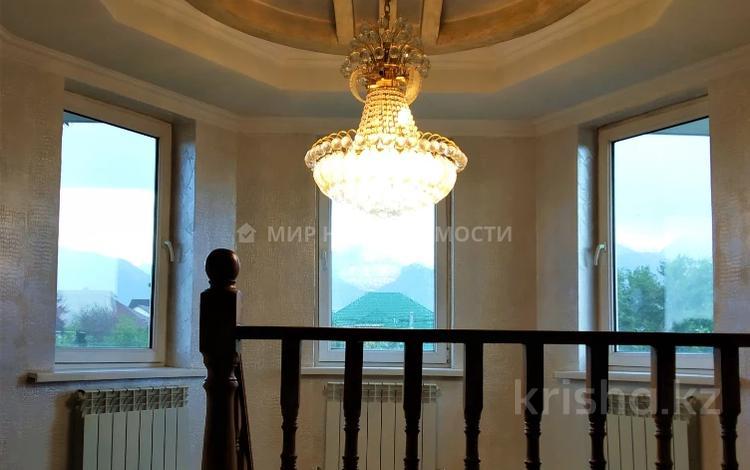 7-комнатный дом, 387 м², 16 сот., мкр Калкаман-2, Камала Смайылова — Арман за 72 млн 〒 в Алматы, Наурызбайский р-н