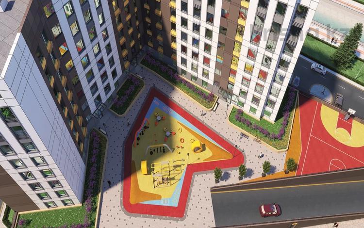 1-комнатная квартира, 48.83 м², Бейсековой — Жамбыла за ~ 12.7 млн 〒 в Нур-Султане (Астана)