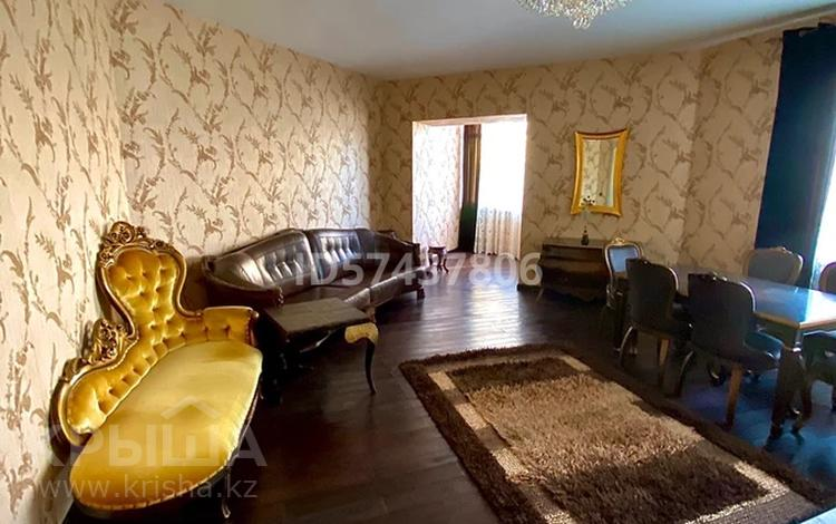 2-комнатная квартира, 85 м², 2/3 этаж помесячно, Сарыкергир 3 за 260 000 〒 в Нур-Султане (Астана), Алматы р-н