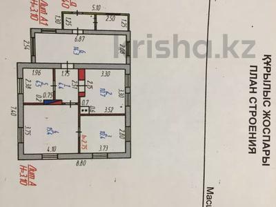 3-комнатный дом, 59.7 м², 6 сот., Клубный проезд 31 за 6 млн 〒 в Темиртау — фото 27
