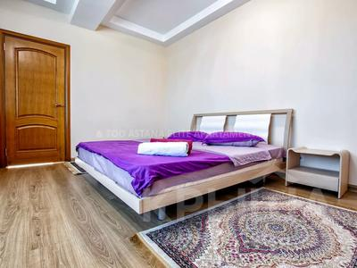 3-комнатная квартира, 145 м², 36/41 этаж посуточно, Достык 5 — Сауран за 16 000 〒 в Нур-Султане (Астана), Есиль р-н — фото 11