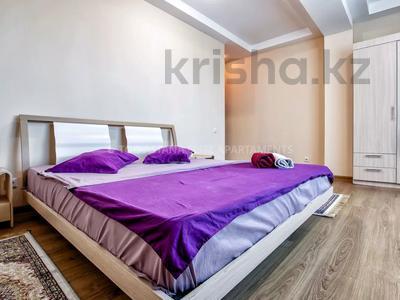 3-комнатная квартира, 145 м², 36/41 этаж посуточно, Достык 5 — Сауран за 16 000 〒 в Нур-Султане (Астана), Есиль р-н — фото 13