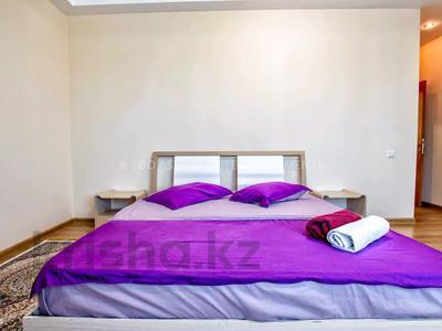 3-комнатная квартира, 145 м², 36/41 этаж посуточно, Достык 5 — Сауран за 16 000 〒 в Нур-Султане (Астана), Есиль р-н — фото 14