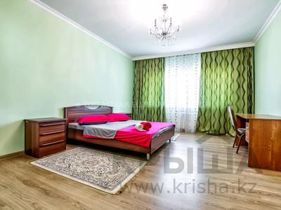 3-комнатная квартира, 145 м², 36/41 этаж посуточно, Достык 5 — Сауран за 16 000 〒 в Нур-Султане (Астана), Есиль р-н — фото 15