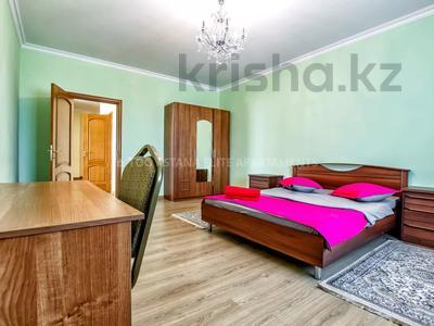 3-комнатная квартира, 145 м², 36/41 этаж посуточно, Достык 5 — Сауран за 16 000 〒 в Нур-Султане (Астана), Есиль р-н — фото 16
