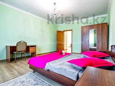 3-комнатная квартира, 145 м², 36/41 этаж посуточно, Достык 5 — Сауран за 16 000 〒 в Нур-Султане (Астана), Есиль р-н — фото 17