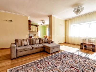 3-комнатная квартира, 145 м², 36/41 этаж посуточно, Достык 5 — Сауран за 16 000 〒 в Нур-Султане (Астана), Есиль р-н — фото 3