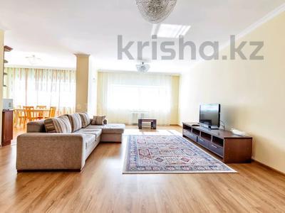 3-комнатная квартира, 145 м², 36/41 этаж посуточно, Достык 5 — Сауран за 16 000 〒 в Нур-Султане (Астана), Есиль р-н — фото 4