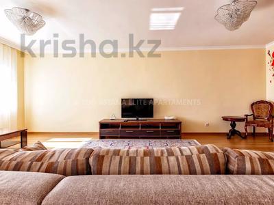 3-комнатная квартира, 145 м², 36/41 этаж посуточно, Достык 5 — Сауран за 16 000 〒 в Нур-Султане (Астана), Есиль р-н — фото 5