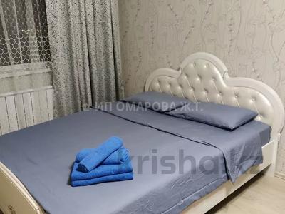 1-комнатная квартира, 39 м², 9/14 этаж посуточно, мкр Акбулак, 1-я улица 83 за 8 000 〒 в Алматы, Алатауский р-н