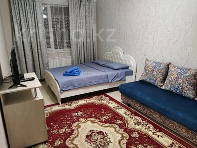 1-комнатная квартира, 39 м², 9/14 этаж посуточно, мкр Акбулак, 1-я улица 83 за 8 000 〒 в Алматы, Алатауский р-н — фото 2