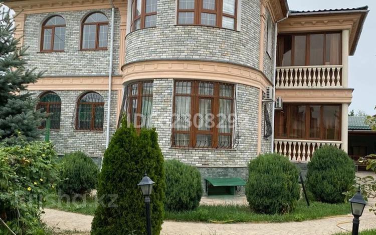 6-комнатный дом посуточно, 480 м², мкр Калкаман-2 за 70 000 〒 в Алматы, Наурызбайский р-н