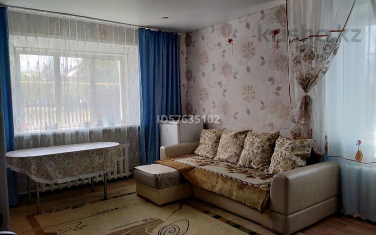 4-комнатный дом, 78 м², 4 сот., Пушкина 20 — Строительная за 7 млн 〒 в Рудном
