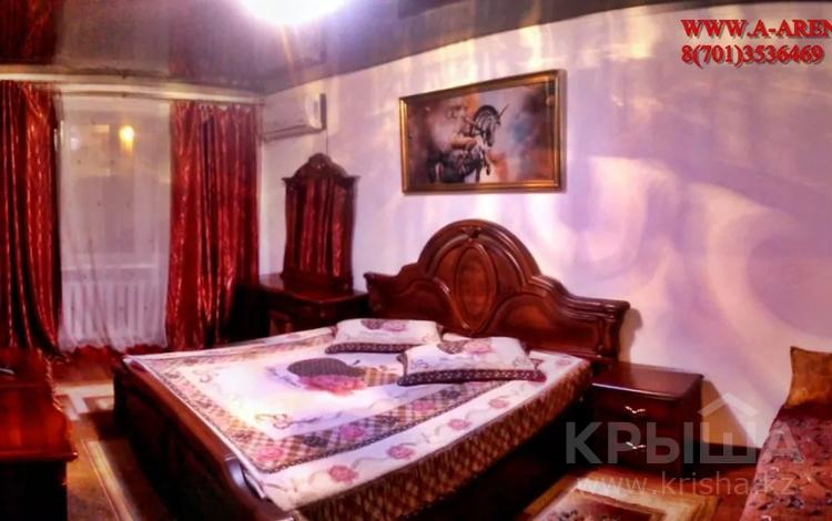 1-комнатная квартира, 32 м², 2/5 этаж посуточно, Махамбета 128 за 7 000 〒 в Атырау