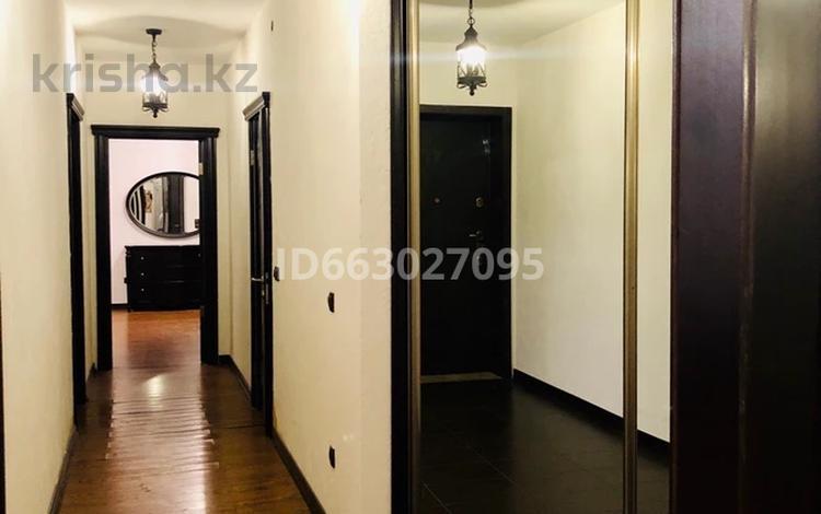 3-комнатная квартира, 125 м², 5/9 этаж, Кабанбай-батыра 49 за 95 млн 〒 в Алматы, Медеуский р-н