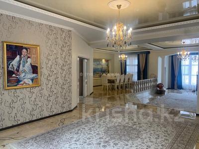 4-комнатный дом помесячно, 400 м², 20 сот., Бостандыкский р-н, мкр Ерменсай за 2 млн 〒 в Алматы, Бостандыкский р-н — фото 4