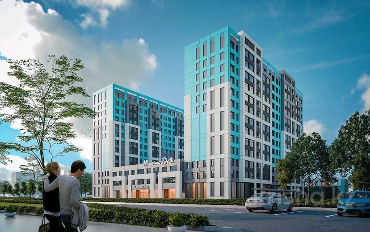 3-комнатная квартира, 78.55 м², Туран 59 — Улы Дала за ~ 24 млн 〒 в Нур-Султане (Астана), Есиль р-н
