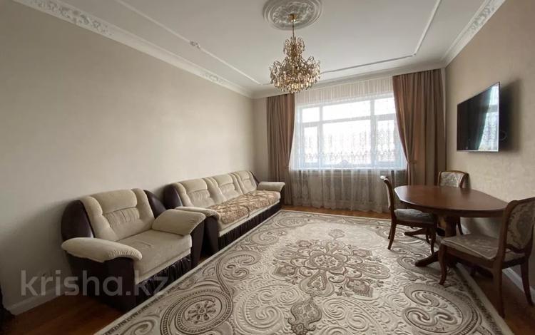 3-комнатная квартира, 110 м², 16/16 этаж, Сатпаева 16/1 за ~ 36 млн 〒 в Нур-Султане (Астана), Алматы р-н