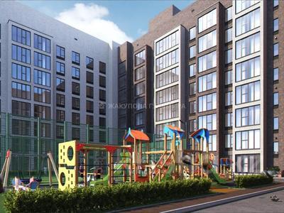 1-комнатная квартира, 35.4 м², 4/9 этаж, Е 489 6/1 за 12.7 млн 〒 в Нур-Султане (Астана), Есиль р-н