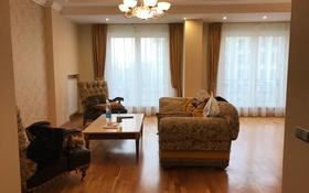 4-комнатная квартира, 165 м² помесячно, Мкр. Мирас 157/2 за 400 000 〒 в Алматы