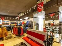 Магазин площадью 117 м²