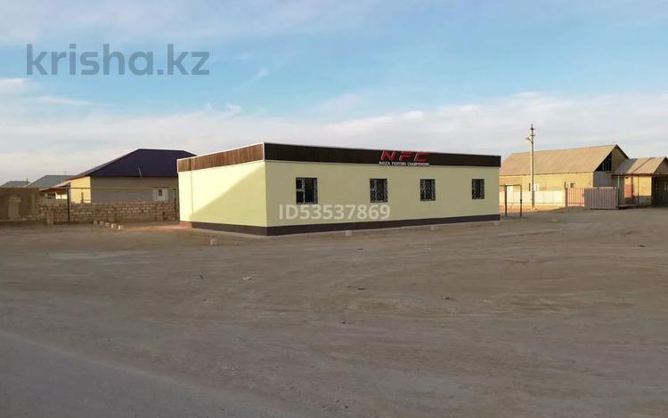 Здание, площадью 200 м², Қызылтөбе-2 ауылы 377/3 за 6.5 млн 〒 в Кызылтобе