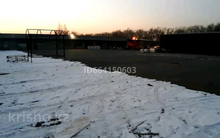 Промбаза 80 соток, Ташкентская трасса — Поселок Долан за 240 млн 〒 в Каскелене