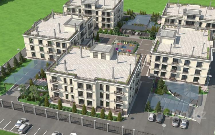 3-комнатная квартира, 96 м², 2/3 этаж, мкр Мирас, Садыкова за ~ 70.2 млн 〒 в Алматы, Бостандыкский р-н