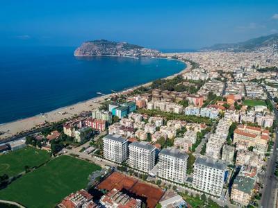 3-комнатная квартира, 101 м², 1 этаж, Alanya 1 за 95.8 млн 〒 в  — фото 12
