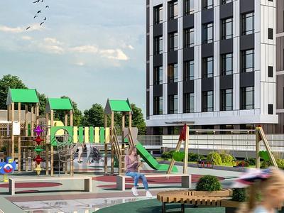 2-комнатная квартира, 62.86 м², Шаймерден Косшыгулулы 13/7 за ~ 22.6 млн 〒 в Нур-Султане (Астане), Сарыарка р-н