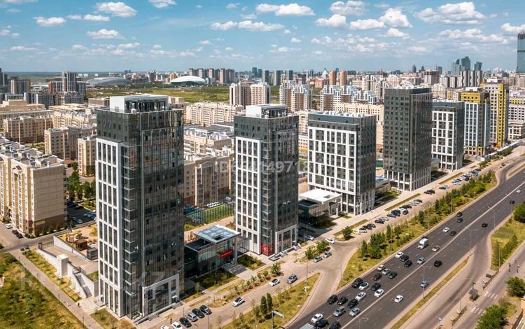 3-комнатная квартира, 80.4 м², 18/18 этаж, проспект Мангилик Ел 49блокA — проспект Улы Дала за 48 млн 〒 в Нур-Султане (Астана), Есиль р-н
