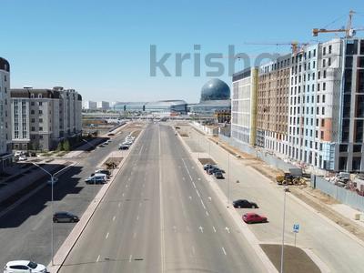 1-комнатная квартира, 54.9 м², Бокейхана 25 за ~ 15.3 млн 〒 в Нур-Султане (Астана)