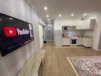 2-комнатная квартира, 42 м², 2/16 этаж посуточно, Макатаева 131 за 11 990 〒 в Алматы
