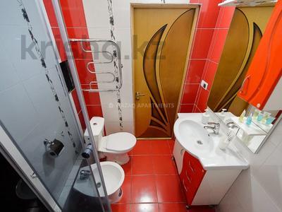 3-комнатная квартира, 110 м², 17/17 этаж посуточно, Навои 208 — Рыскулбекова за 20 000 〒 в Алматы, Бостандыкский р-н