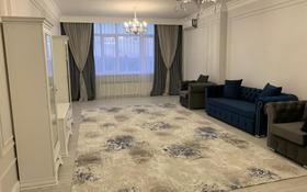 3-комнатная квартира, 112 м², 7/7 этаж помесячно, Сауран 18 за 350 000 〒 в Нур-Султане (Астана), Есиль р-н