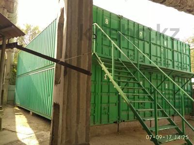 Склады контейнерные, два яруса. за 40 000 〒 в Алматы, Жетысуский р-н — фото 4