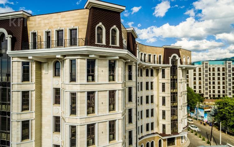 1-комнатная квартира, 56.1 м², 2 этаж, Кажымукана 59 за ~ 45.6 млн 〒 в Алматы, Медеуский р-н