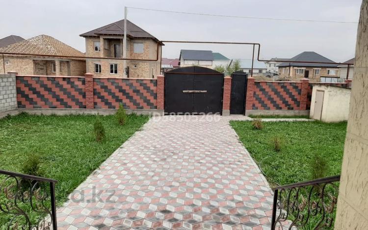3-комнатный дом помесячно, 114 м², 6 сот., Ул.Арай 15 за 140 000 〒 в Коксай (пути Ильича)