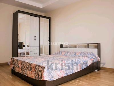 3-комнатная квартира, 113 м², 17/25 этаж посуточно, мкр Орбита-1, Каблукова 264 за 22 000 〒 в Алматы, Бостандыкский р-н — фото 5