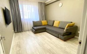 2-комнатная квартира, 74 м², 3/9 этаж поквартально, Бузурбаева 4Б блок 1 за 400 000 〒 в Алматы, Медеуский р-н