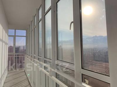 3-комнатная квартира, 107 м², 21/21 этаж, Гагарина 133/8 — Сатпаева за 40 млн 〒 в Алматы, Бостандыкский р-н — фото 14
