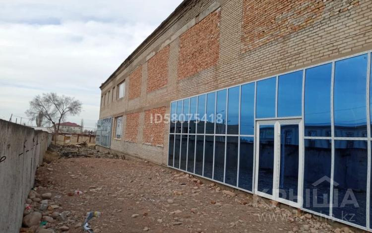 Здание, площадью 1600 м², Сарымолдаев 156 за 70 млн 〒 в Мерке