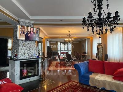 8-комнатный дом, 600 м², 10 сот., мкр Каргалы, Коргалжын 14 — Кенесары хана за 182 млн 〒 в Алматы, Наурызбайский р-н