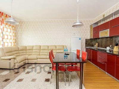 2-комнатная квартира, 70 м², 31 этаж посуточно, Достык 5 за 15 000 〒 в Нур-Султане (Астана), Есиль р-н — фото 3