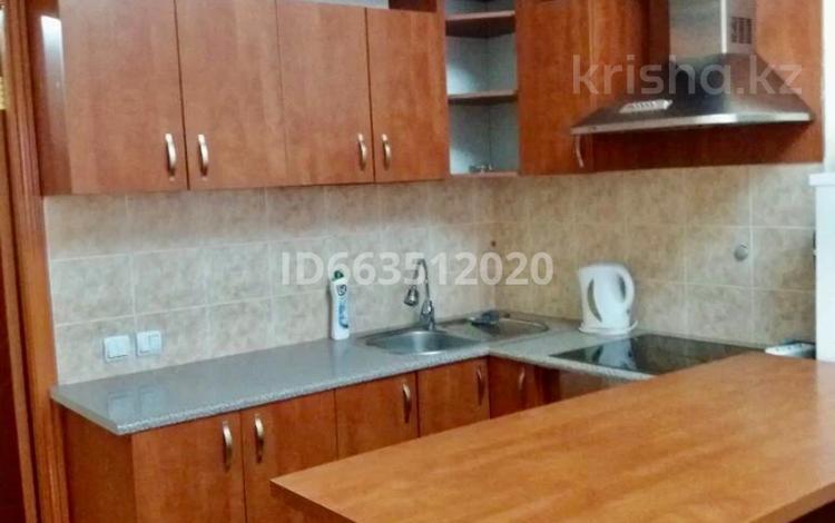 2-комнатная квартира, 56 м², 2/18 этаж помесячно, Прокофьева за 140 000 〒 в Алматы, Алмалинский р-н