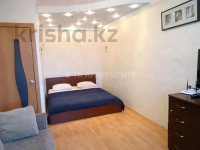 1-комнатная квартира, 35 м², 3/5 этаж посуточно, 1 микрорайон 19 за 7 000 〒 в Таразе